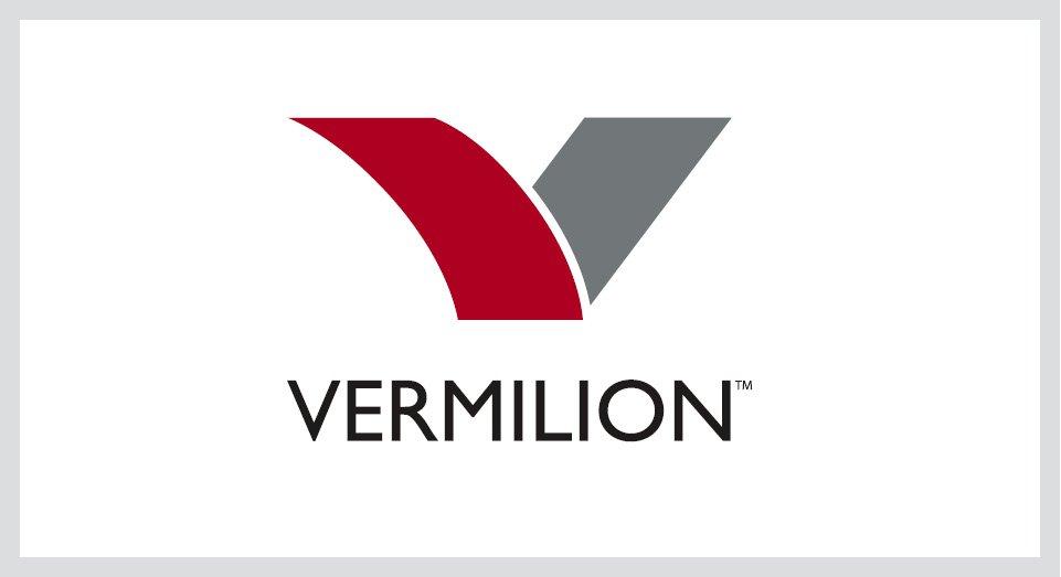 Vermilion Brand Logo Design