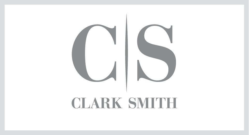 Clark Smith Brand Logo Design