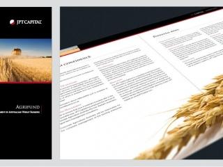 JPT Capital Brochure Design