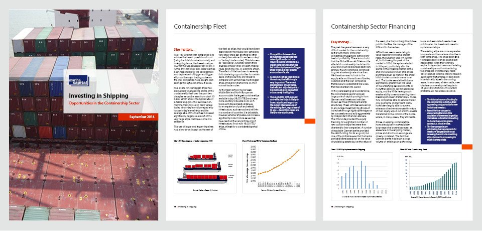 Marine Capital Report Design