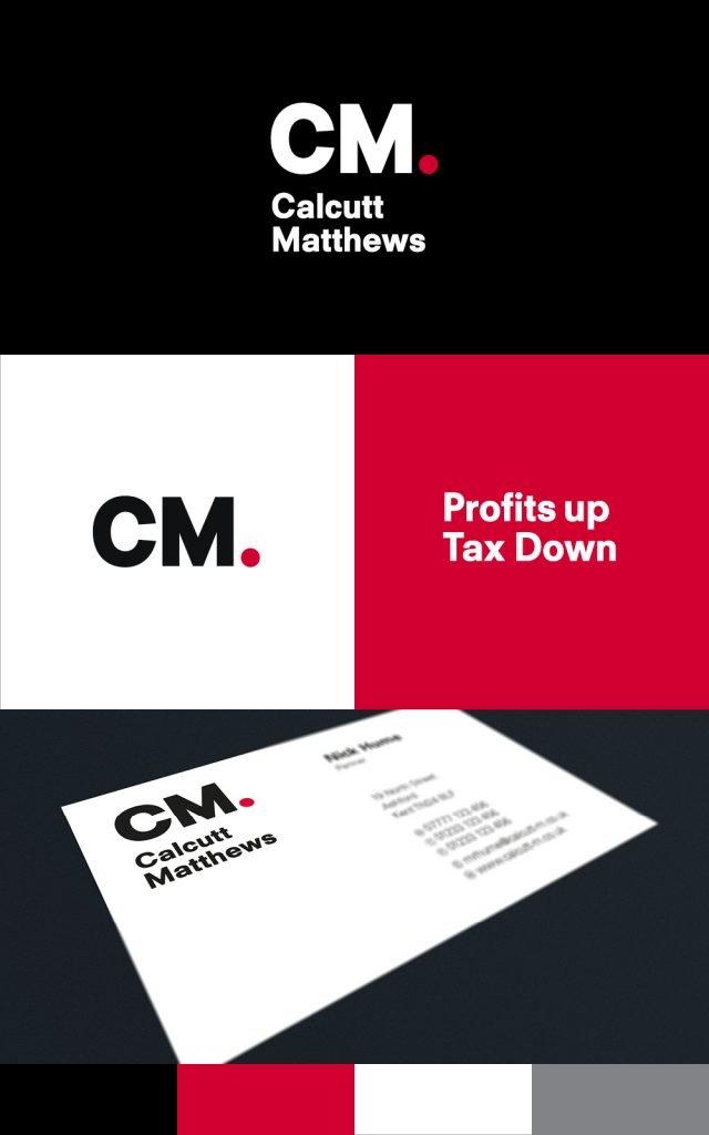 Calcutt Matthews Brand Logo