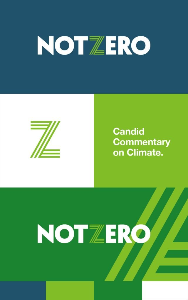 NOT ZERO Brand Logo