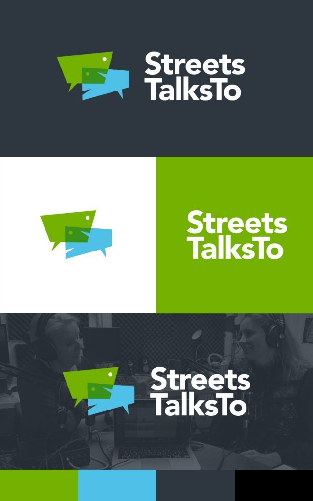 StreetsTalksTo Brand Logo